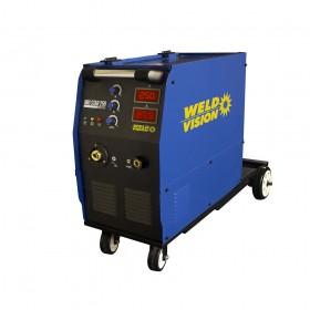 Inversora De Solda Mig Star 250 Inverter Trifásica 220/380V WELD VISION