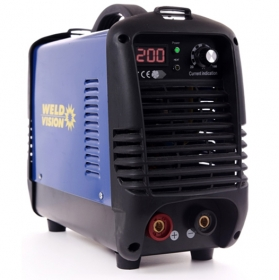Inversora De Solda MMA ZX7 200 WELD VISION