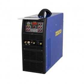 Inversora De Solda Tig Challenger 500 Pulse AC/DC Trifásica 220/380V Weld Vision
