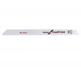 Lâmina De Serra Sabre Flexible For Wood And Metal 5 Peças BOSCH S1122VF 2608654981