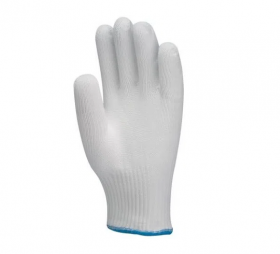 Luva De Proteção Poliuretano Branca 9/G YELING 2042020007