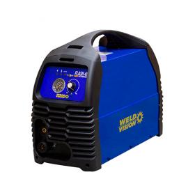 Máquina de Corte a Plasma Flash 45 Air Compressor (B) Weld Vision