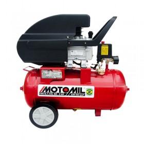 Motocompressor CMI-8,7/24 120lbs 2hp 110/220v Motomil