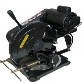 Policorte Alumínio Com Motor 1hp 127/220V Monofásica MOTOMIL SCA100