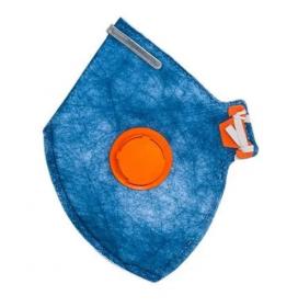 Respirador Descartável PFF1-S Azul Com Válvula ANCE-AIR 002