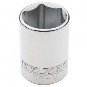 Soquete Sextavado 19mm Encaixe 1/2 BELZER 205010BX