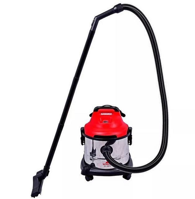 Aspirador Pó E Água 10L 1400W 220V WORKER 498564