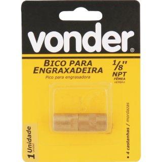 Bico Para Engraxadeira 4 Castanhas VONDER 51.11.040.000