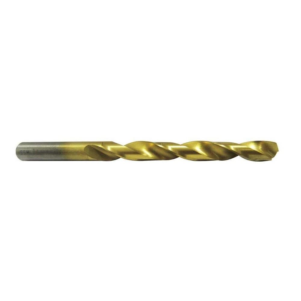Broca Aço Rápido Ponta Em Titânio 8,5mm DIN 338 TDC