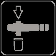 Catraca Reversível 7,5° Encaixe 1/2 GEDORE 015.360