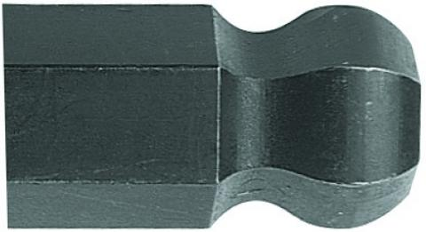 Chave Allen L Abaulada Longa 2mm GEDORE 012.902