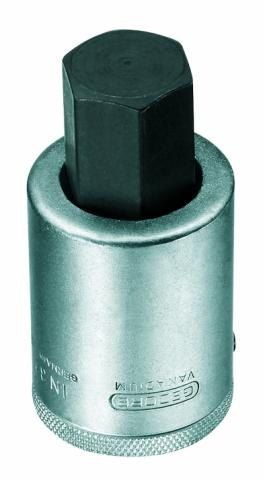 Soquete Allen 17mm Encaixe 3/4 GEDORE 017.970