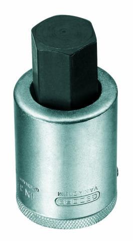 Soquete Allen 22mm Encaixe 3/4 GEDORE 017.990