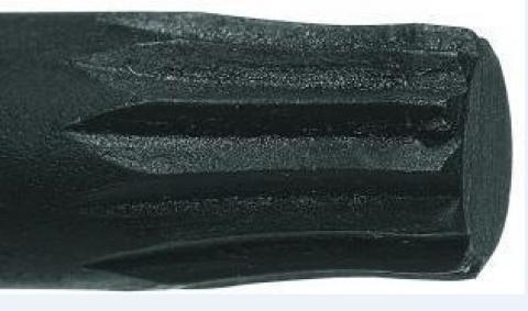 Chave Soquete Multidentada Longa 10mm Encaixe 1/2 GEDORE 016.820