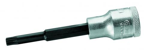 Chave Soquete Multidentada Longa 12mm Encaixe 1/2 GEDORE 016.830