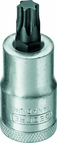 Chave Soquete Torx T60 Encaixe 1/2 GEDORE 024.790
