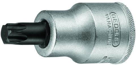 Chave Soquete Torx T60 Encaixe 3/4 GEDORE 017.945