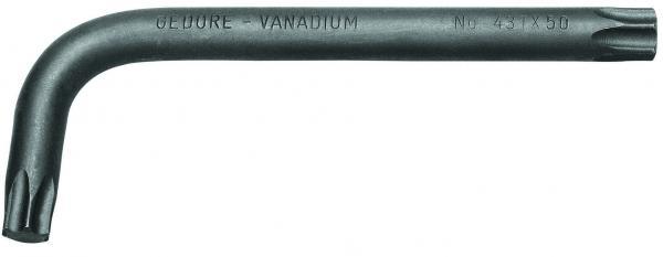 Chave Torx L Curta T45 GEDORE 024.611