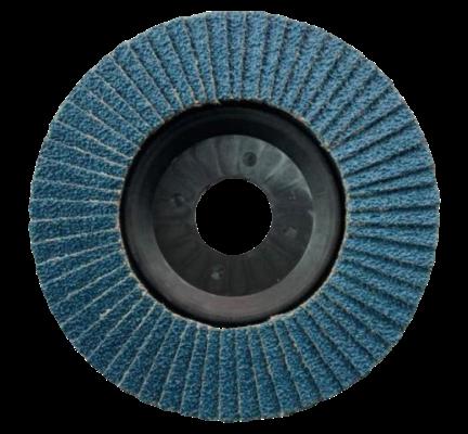 Disco Flap Angular 115X22,23 GR80 GERALTOOLS