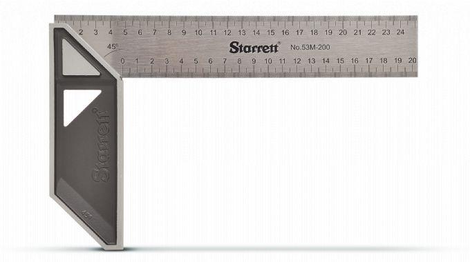 Esquadro Carpinteiro 250mm STARRETT K53M