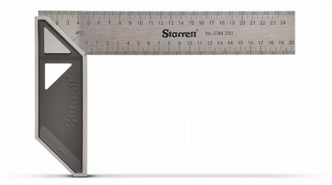Esquadro Carpinteiro 300mm STARRETT K53M