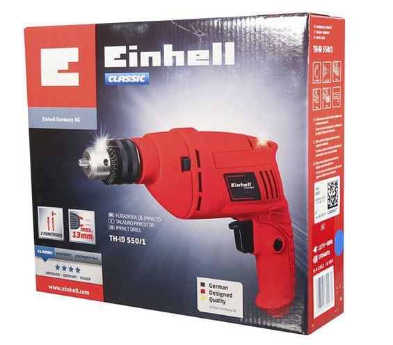 Furadeira De Impacto 220V EINHELL TH-ID 550/1