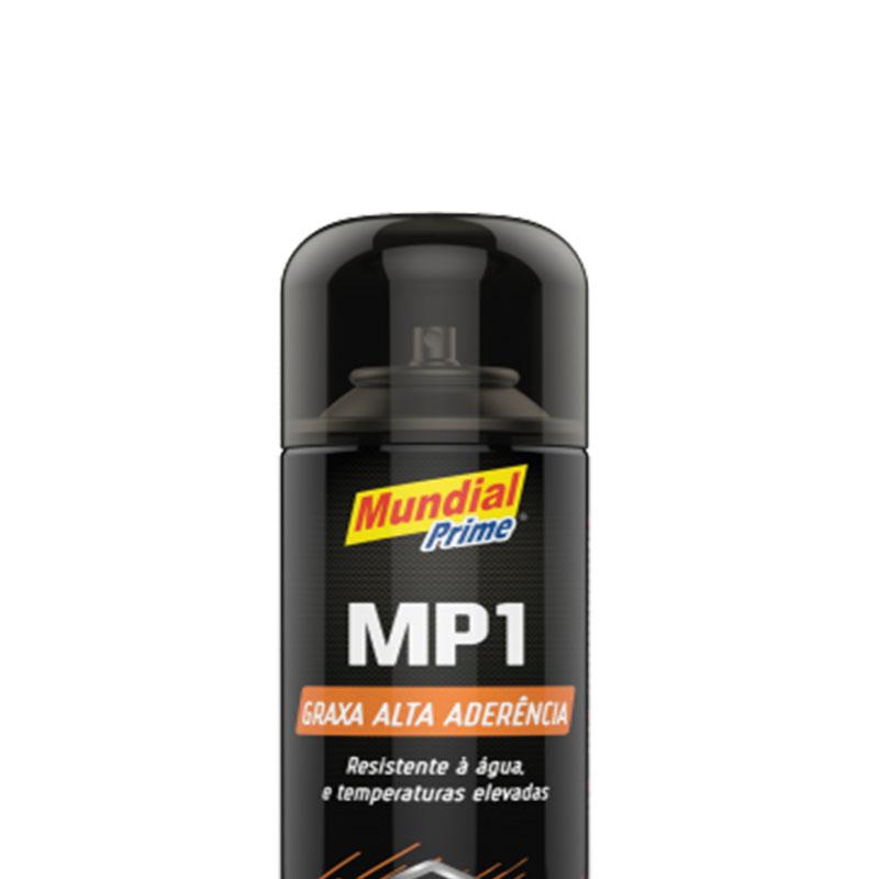 Graxa Alta Aderência Spray 200ml Mundial Prime