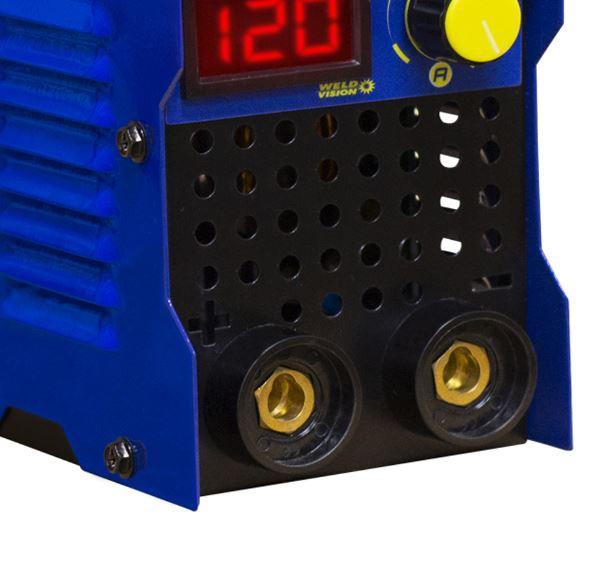 Inversora De Solda Fusion 120 220V WELD VISION