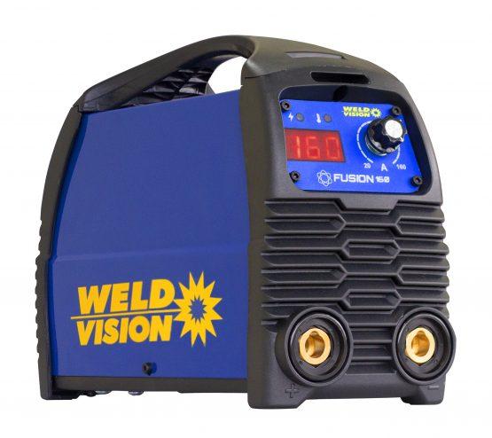 Inversora De Solda New Fusion 160 Bivolt WELD VISION