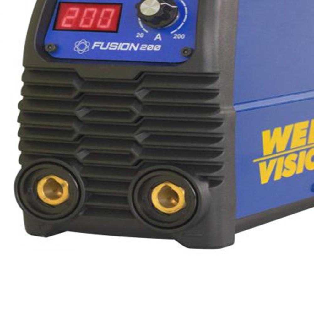 Inversora De Solda Fusion 200 Bivolt (B) Weld Vison