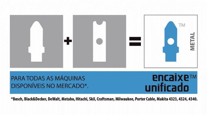 Lâmina De Serra Tico-Tico Bi-Metal Unique Metal 50mm 2 Peças 32D STARRETT BU232-2