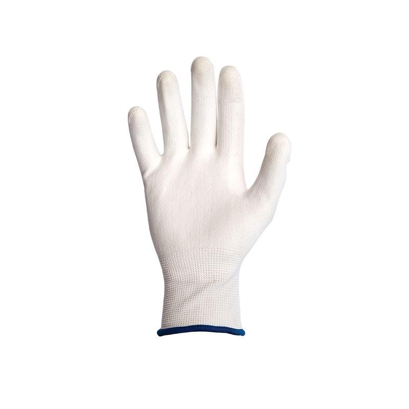 Luva De Proteção PU Branca 9/G KALIPSO 02.09.1.3