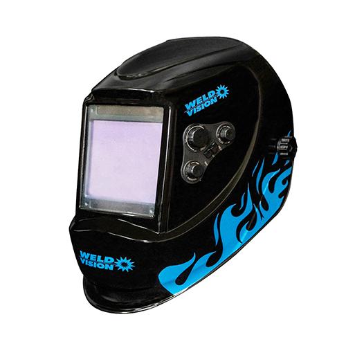 Máscara De Solda Automática Ampla Visão Thunder  Weld Vision