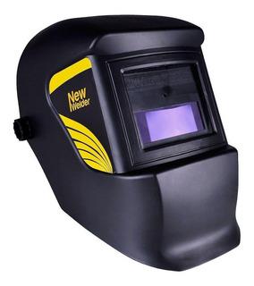 Máscara De Solda Automática Economy New Welder WELD VISION