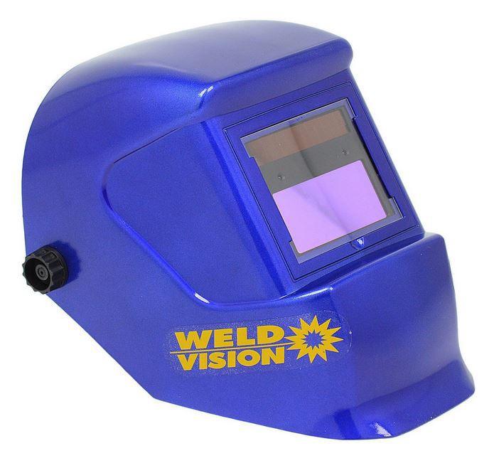 Máscara De Solda Automatica Professional Weld Vision