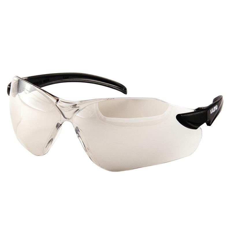 Óculos De Proteção Guepardo Incolor Espelhado KALIPSO 01.05.4.3
