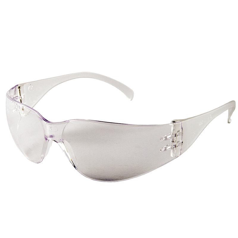 Óculos De Proteção Leopardo Incolor Antiembaçante KALIPSO 01.04.2.3
