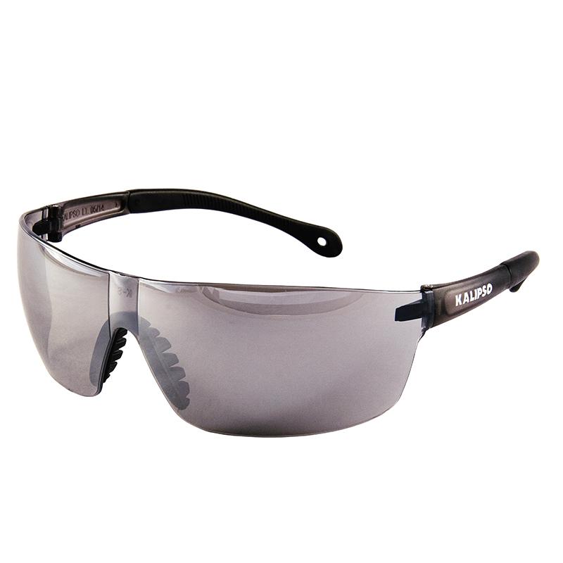 Óculos De Proteção Pallas Cinza Espelhado KALIPSO 01.03.4.2