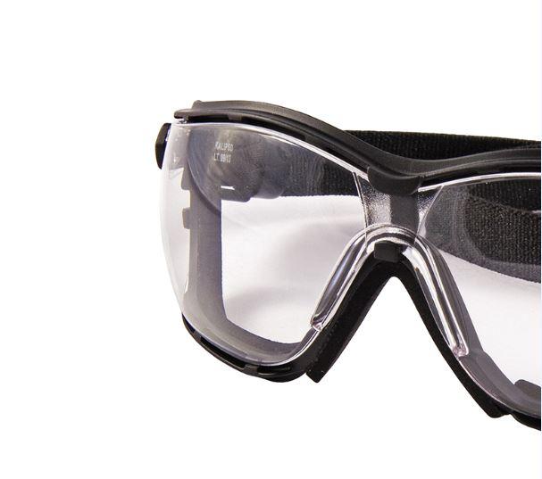 Óculos De Proteção Tahiti Incolor Antiembaçante KALIPSO 01.18.2.3