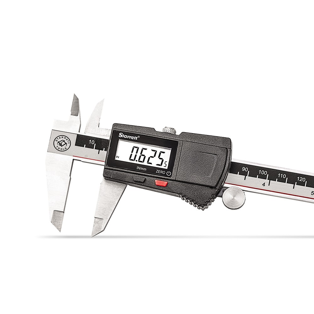 Paquímetro Digital 150mm 0,01 STARRETT EC799A-6/150