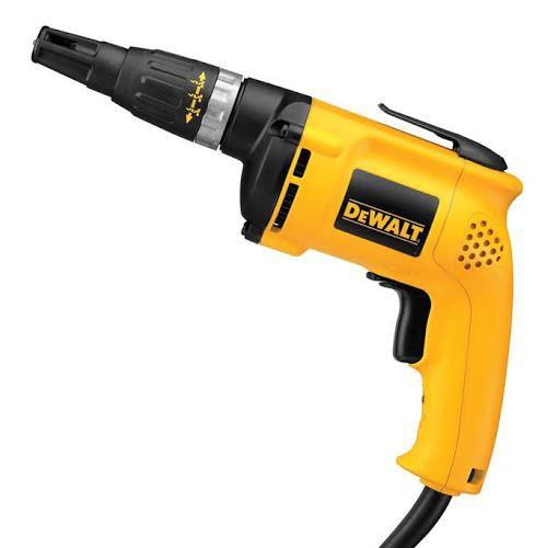 Parafusadeira Para Drywall 1/4 110V 650W DEWALT DW255-BR