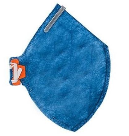 Respirador Descartável PFF1-S Azul Sem Válvula ANCE-AIR 002