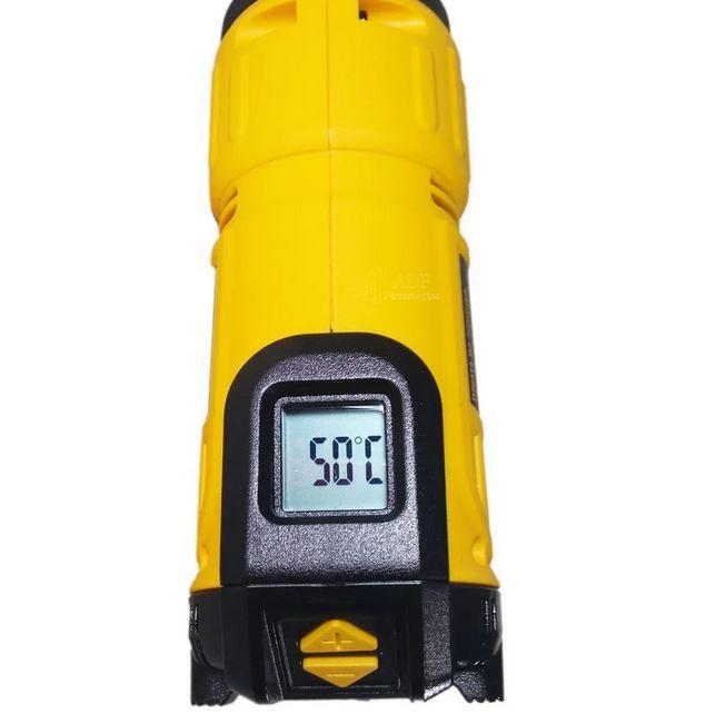 Soprador Térmico Digital 220V 2000W DEWALT D26414-B2
