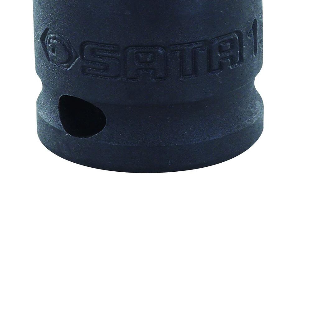 Soquete de Impacto Sextavado 13mm Encaixe 1/2 SATA ST34306SC