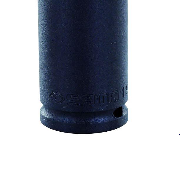 Soquete de Impacto Sextavado Longo 19mm Encaixe 1/2 SATA ST34412SC