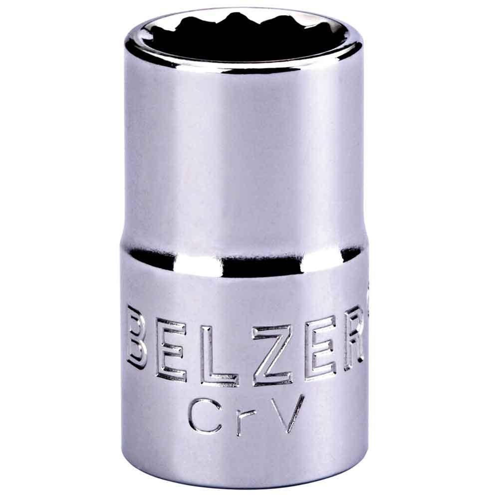 Soquete Estriado 1.1/4 Encaixe 1/2 BELZER 204504BX
