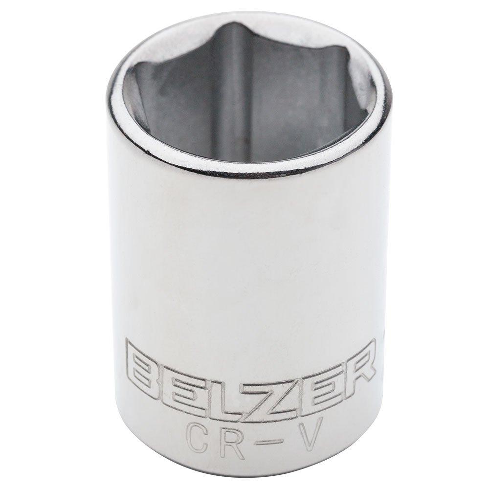 Soquete Sextavado 21mm Encaixe 1/2 BELZER 205012BX