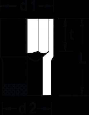Soquete Sextavado 34mm Encaixe 1/2 GEDORE 015.026