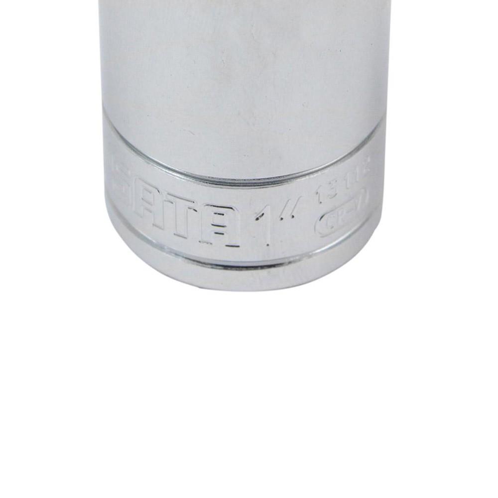 Soquete Sextavado 13mm Encaixe 1/2 SATA ST13304SC