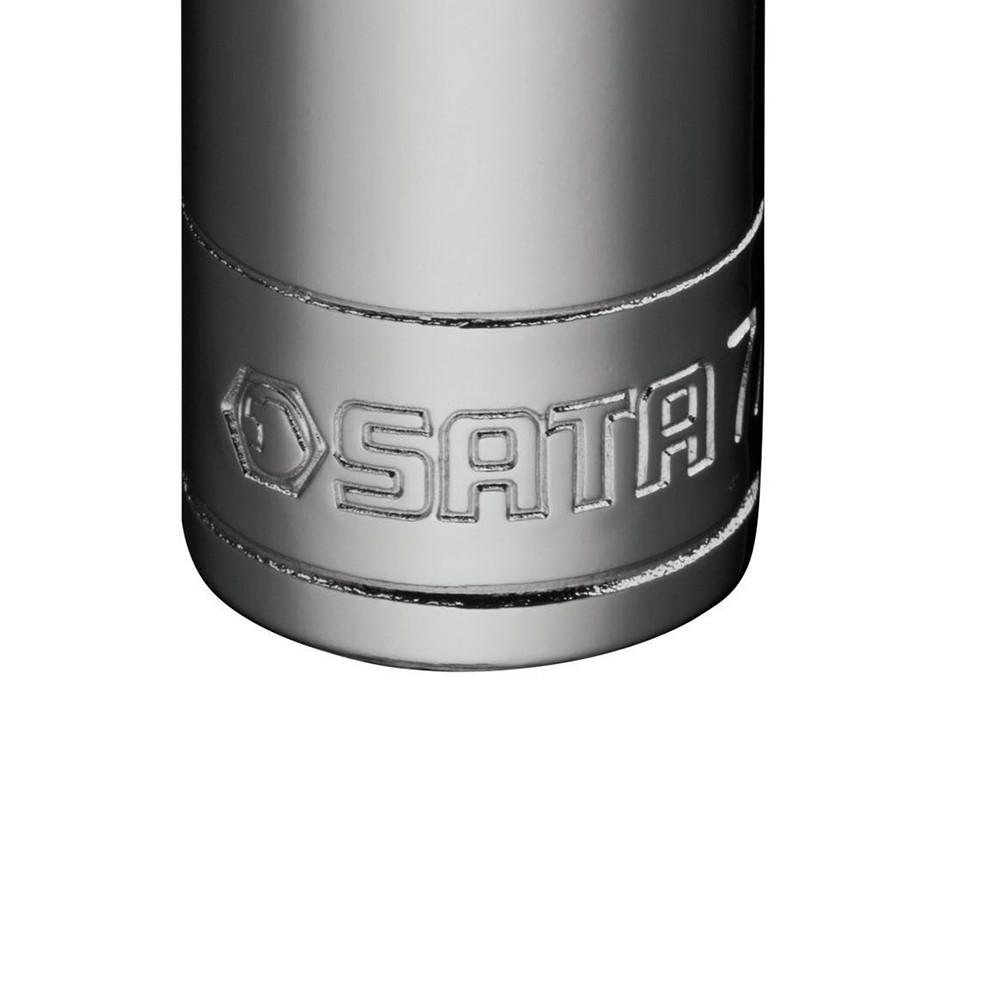 Soquete Sextavado 8mm Encaixe 1/4 SATA ST11308SC